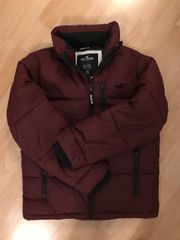Hollister Winterjacke men Jungs Gr