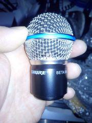 Shure Beta 58A Kopf für