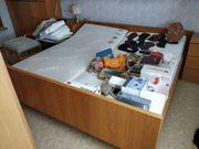 Doppelbett und Einzelbett hochwertig und