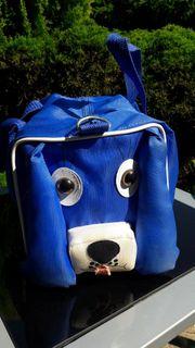 Neuwertige süße Kindertasche Hund Kindergartentasche