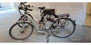 E-Bike Fahrräder
