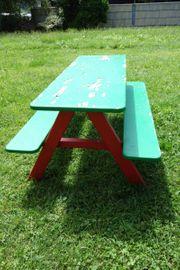 Kindersitzgarnitur für den Garten