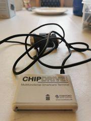 Towitoko Chipdrive externer RS232 Kartenleser