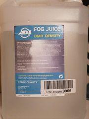 Nebelmaschienen Flüssigkeit 5l