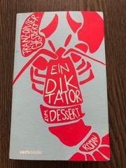 Roman Ein Diktator zum Dessert