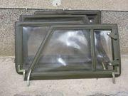 VW 181 Kübel Komplettsatz Steckfenster