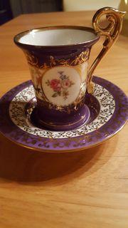 Neue Espresso Porzellan Tasse