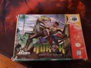 TUROK - NINTENDO 64 - N64 - PAL