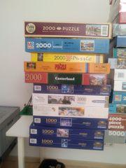 Verkaufe neue und gebrauchte Puzzle