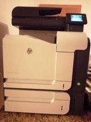HP Laser Jet 500 color