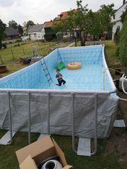 Gebrauchtes Pool von Bestway 7
