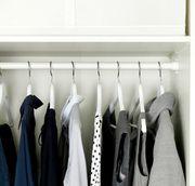 IKEA KOMPLEMENT Kleiderstange weiß 75