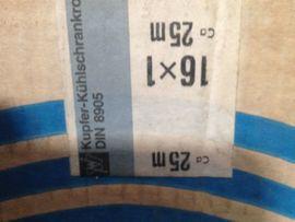 Kupferrohr Ring Kupferleitung: Kleinanzeigen aus Bruchsal - Rubrik Elektro, Heizungen, Wasserinstallationen