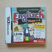 Nintendo DS - Englisch Klasse 1-4