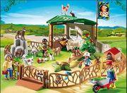 Playmobil City Life - Streichelzoo 6635