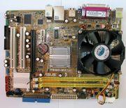 Motherboard Asus P5GC-MX 1333 mit