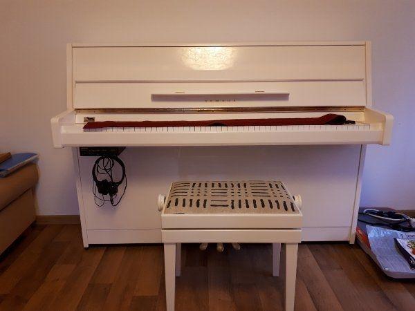 Yamaha Piano Klavier Silent SG2