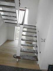 Holztreppen aller Art Treppe auf