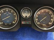 Alfa-Romeo Tacho Drehzahlmesser Uhr inkl