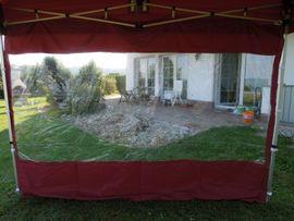 Sonstiges für den Garten, Balkon, Terrasse - Instent Pavillion 3x3 Wasserdicht mit