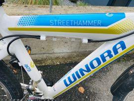 Jugend-Fahrräder - Jugend MTB Winora Streethammer ATB