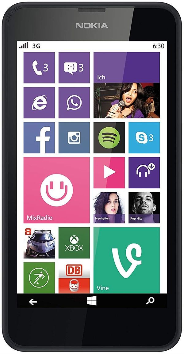Lumia 630 Smartphone