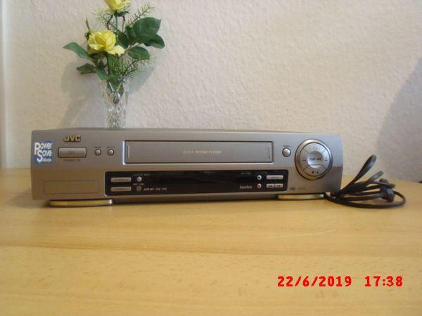 JVC Video Recorder der Marke