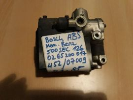 BEPLANKUNGEN W 126 SEC SE: Kleinanzeigen aus Augsburg Bärenkeller - Rubrik Mercedes-Teile