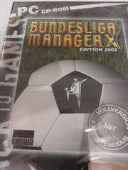 Bundesliga Manager X Edition 2002