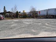 Lagerplatz Abstellplatz