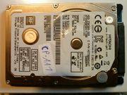 500GB HDD 2 5 Hitachi