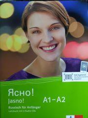 Jasno A1-A2 Lehr- und Arbeitsbuch