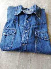 Jeans Hemd von Pioneer Größe