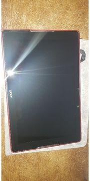Acer Tablet mit Schutzhüllen