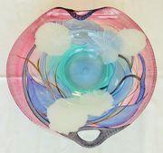 Unikat Schale von Glaskunst-Firma Eisch - Frauenau