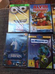 verschiedene DVD s FSK 0-16