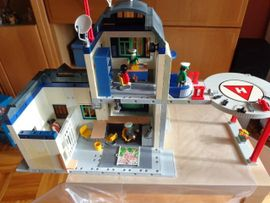 Spielzeug Playmobil Cityhaus mit Polizeizentrale: Kleinanzeigen aus Hamburg Eidelstedt - Rubrik Spielzeug: Lego, Playmobil