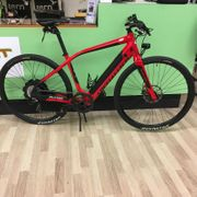 Specialized Turbo S M Rot