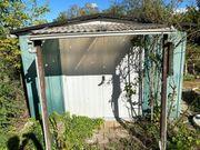 Gartenhaus komplett - ca 2 5m