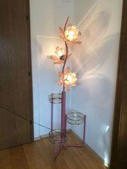 Blütenlampe rosarot