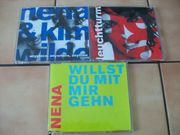 3 CD s Nena Kim Wilde