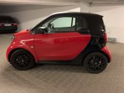 Smart fortwo coupe twinamic prime -