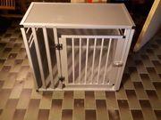 Hundetransportbox Aluminium XL