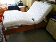 Höhenverstellbares Bett Seniorenbett