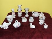 Bücher -Zeitschriften Vasen Keramikfiguren Deko-Artikel