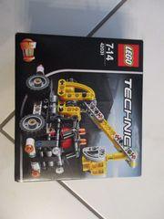 LEGO Technik 42031 Hubarbeitsbühne 7-14