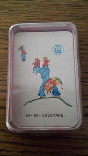 Schwarer Peter Spiel Kartenspiel Bi-Ba-Butzemann