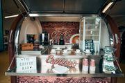 Kaffeewagen mobile Kaffeebar Kaffee Verkaufsanhänger