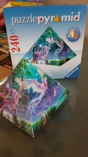 Puzzle 3D Pyramide