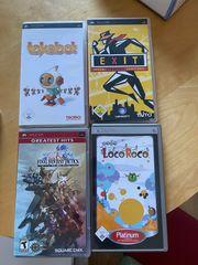 5 PSP Spiele